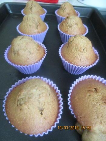 Muffins: Osterlämmchen - Rezept - Bild Nr. 5459