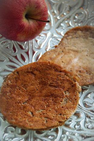 Frühstück: Apfel-Pfannkuchen - Rezept - Bild Nr. 2