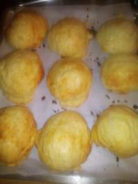 Fluffige Käsebrötchen - Rezept - Bild Nr. 5428