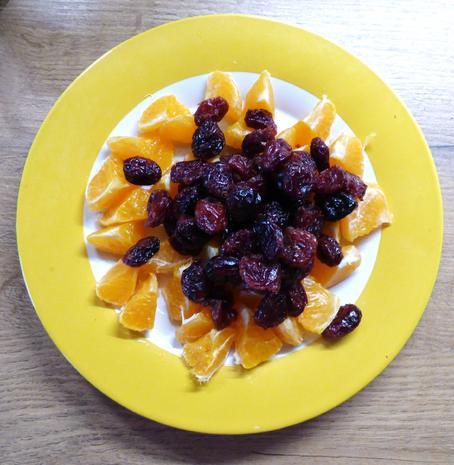 Mandarinen-Cranberry-Kuchen - Rezept - Bild Nr. 5448