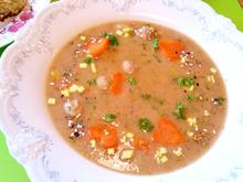 Gebrannte Grießsuppe ... - Rezept - Bild Nr. 5452