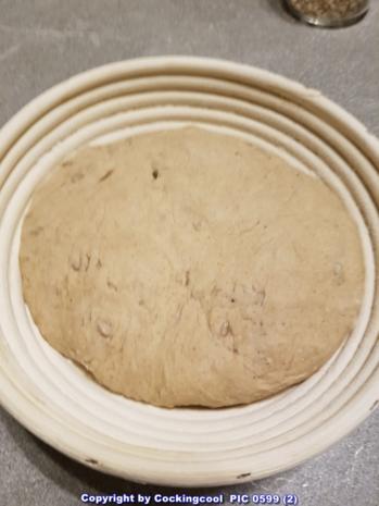Roggenmischbrot ohne Sauerteig aber mit Buttermilch - Rezept - Bild Nr. 4