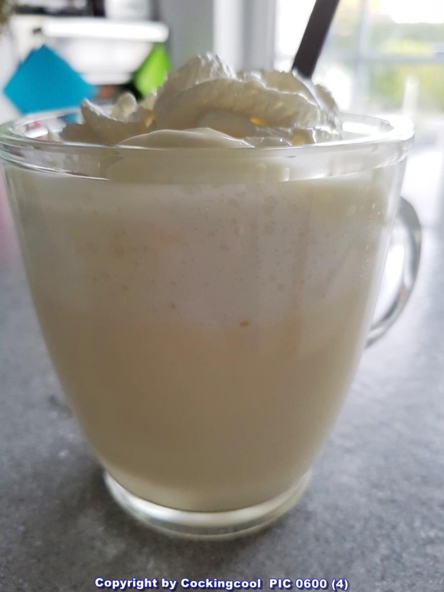 Biggi`s Spezial / Getränke = Egg Nog oder auch alkoholfreier ...