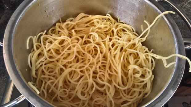 Vegane Spagetti Bolognese - Rezept - Bild Nr. 5448