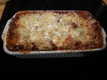 Rezept: Süßkartoffel-Brokkoli-Lasagne