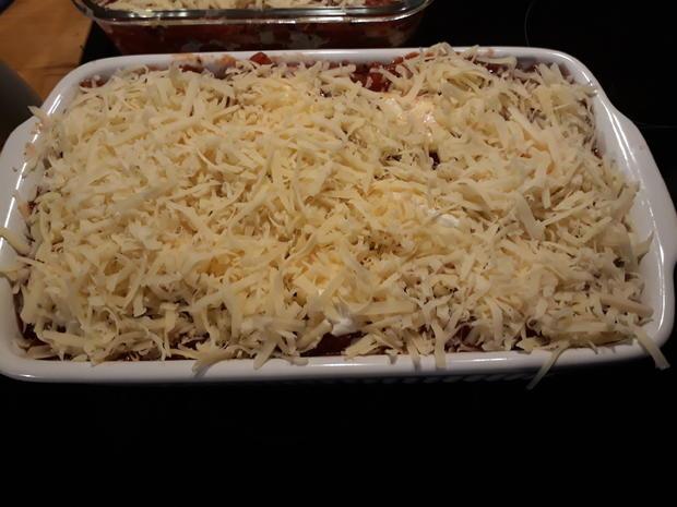 Süßkartoffel-Brokkoli-Lasagne - Rezept - Bild Nr. 5469