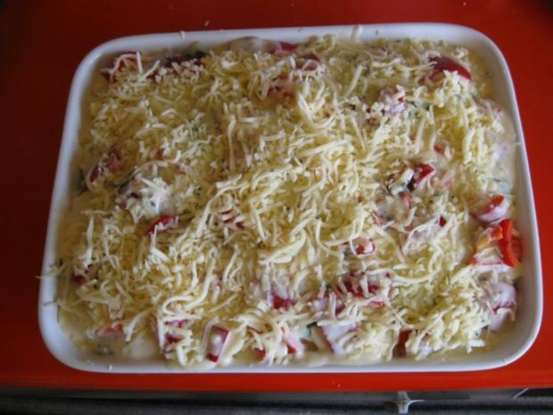 Kohlrabi-Kartoffel-Hack-Auflauf - Rezept - Bild Nr. 10