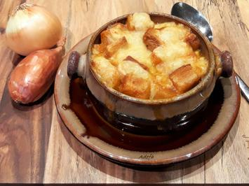 Französische Zwiebelsuppe - Rezept - Bild Nr. 5484