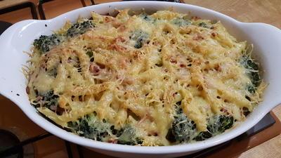 Brokkoli-Teigwarengratin - Rezept - Bild Nr. 5484