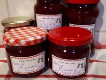 Marmelade: Rosige Himbeere - Rezept - Bild Nr. 5487
