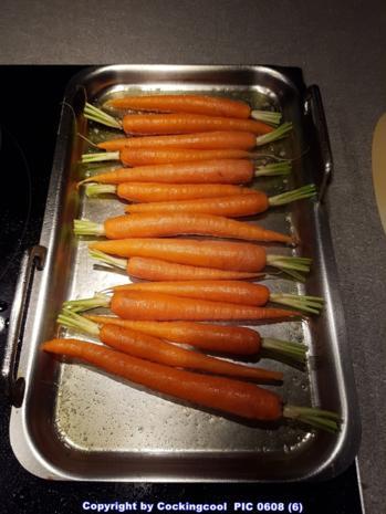 """Biggi`s Gemüsebeilagen = """"Gemüseteller"""" excellence (von VEGAN zu Omni) - Rezept - Bild Nr. 5489"""