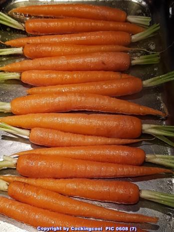 """Biggi`s Gemüsebeilagen = """"Gemüseteller"""" excellence (von VEGAN zu Omni) - Rezept - Bild Nr. 5491"""