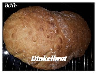 Rezept: BiNe` S DINKELBROT