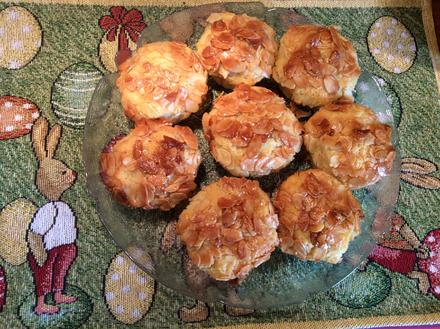 Bienenstich-Muffins - Rezept - Bild Nr. 5558