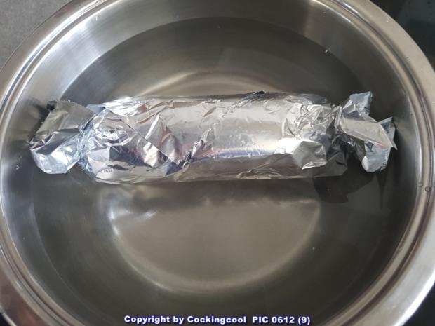 Kohlroulade mit Wurstfüllung - Rezept - Bild Nr. 5587