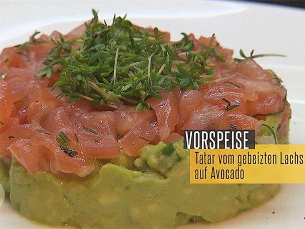 Avocado-Lachs-Tartar (Giuliana Farfalla) - Rezept - Bild Nr. 2