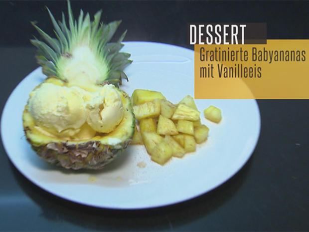 Vanille-Eis (Giuliana Farfalla) - Rezept - Bild Nr. 2
