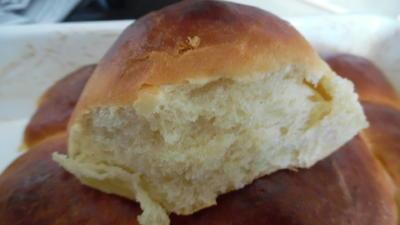 """Soft-Brötchen, amerikanische """"Dinner Rolls"""" - Rezept - Bild Nr. 5583"""