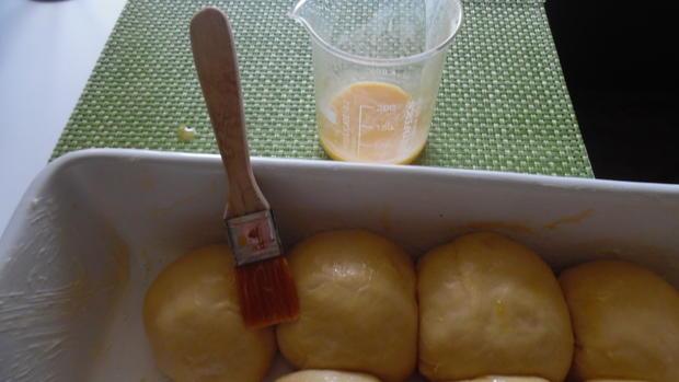"""Soft-Brötchen, amerikanische """"Dinner Rolls"""" - Rezept - Bild Nr. 5585"""