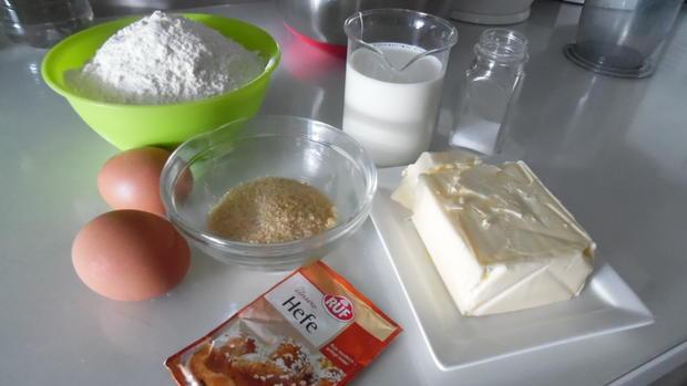 """Soft-Brötchen, amerikanische """"Dinner Rolls"""" - Rezept - Bild Nr. 5600"""