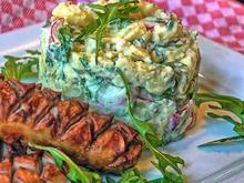 Kartoffel-Rucola-Salat - Rezept - Bild Nr. 5585