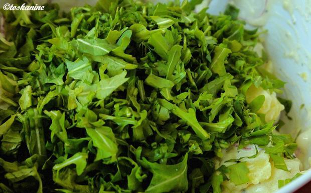 Kartoffel-Rucola-Salat - Rezept - Bild Nr. 5590