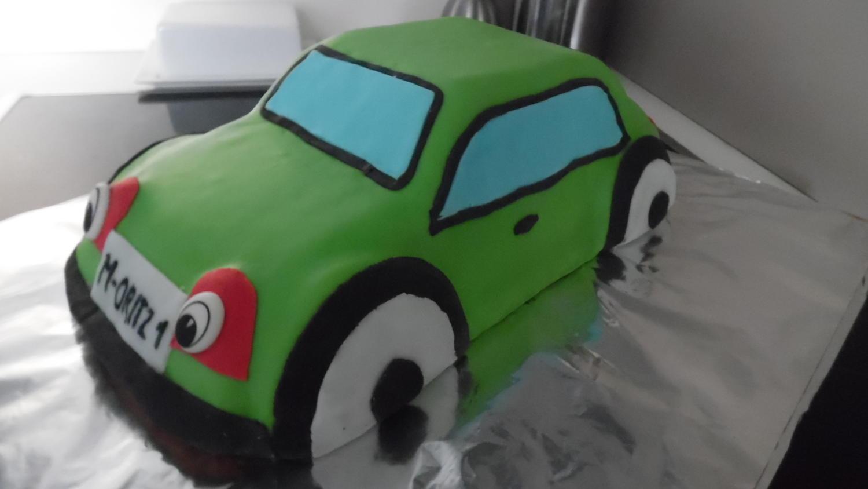 Kuchen backen anleitung auto Schatztruhen