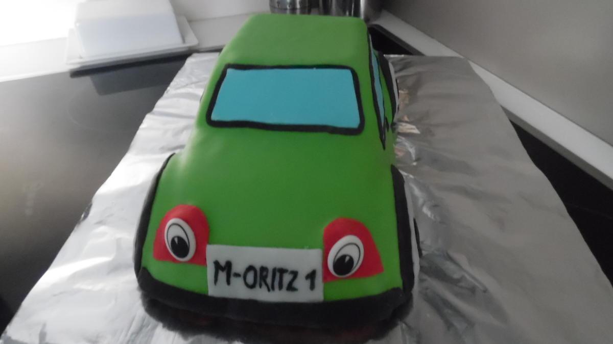 Kuchen anleitung auto backen porefitu: Cars