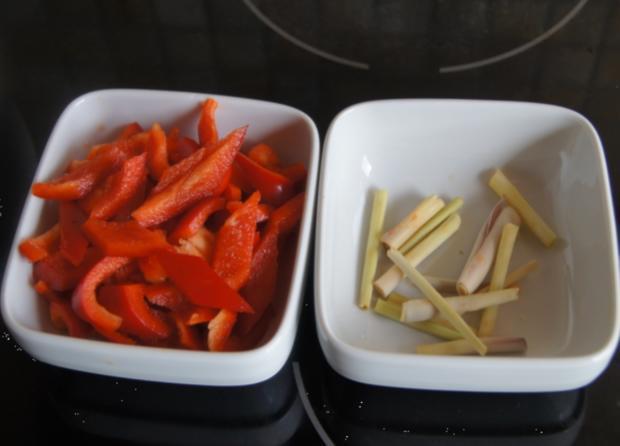 Rindfleischcurry mit Zitronengras und Basmati Reis - Rezept - Bild Nr. 5607