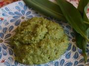 Beilage: Erbsen-Avocado-Bärlauch-Püree - Rezept - Bild Nr. 2