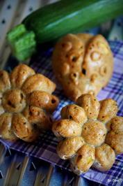 Pikante Zucchini-Feta-Muffins - Rezept - Bild Nr. 2