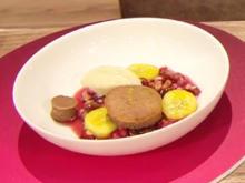 Brownie mit Eis (glutenfrei) (Blick in Rolands Topf) - Rezept - Bild Nr. 2