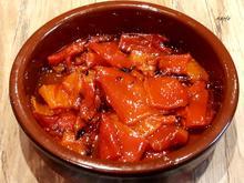 Gegrillte Paprika Salat - Rezept - Bild Nr. 5604