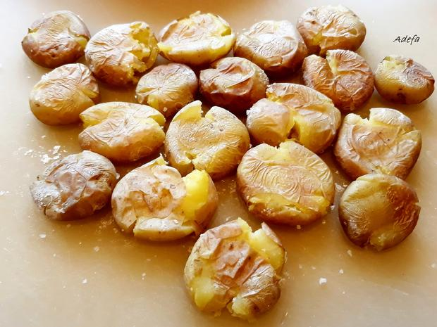 Batatas a murro ~ Quetsch - Kartöffelchen - Rezept - Bild Nr. 5608
