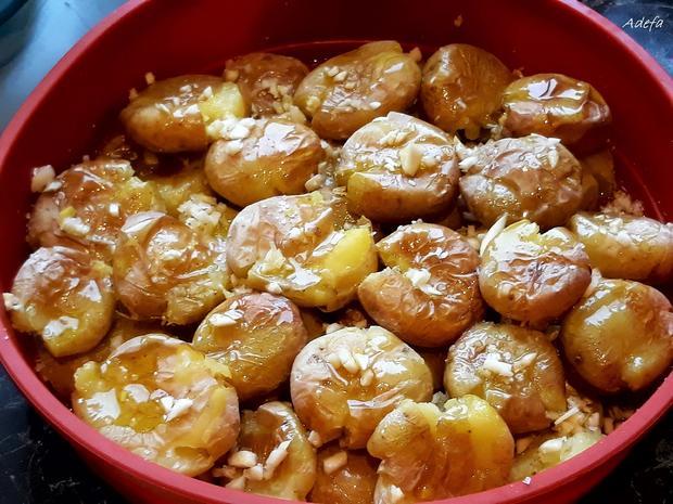 Batatas a murro ~ Quetsch - Kartöffelchen - Rezept - Bild Nr. 5609