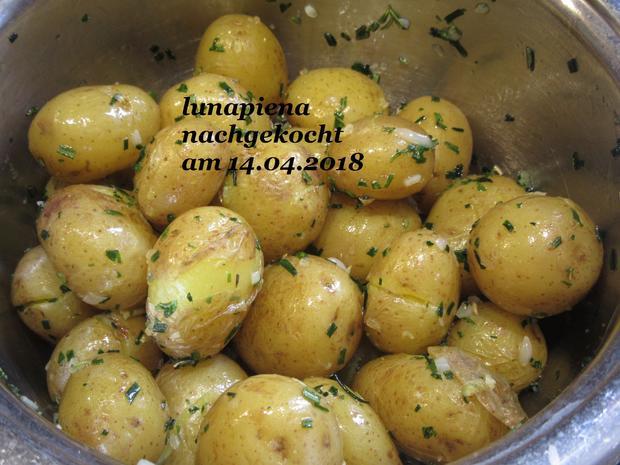 Batatas a murro ~ Quetsch - Kartöffelchen - Rezept - Bild Nr. 5612