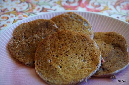 Frühstück: Hirse-Himbeer-Pancakes - Rezept - Bild Nr. 2