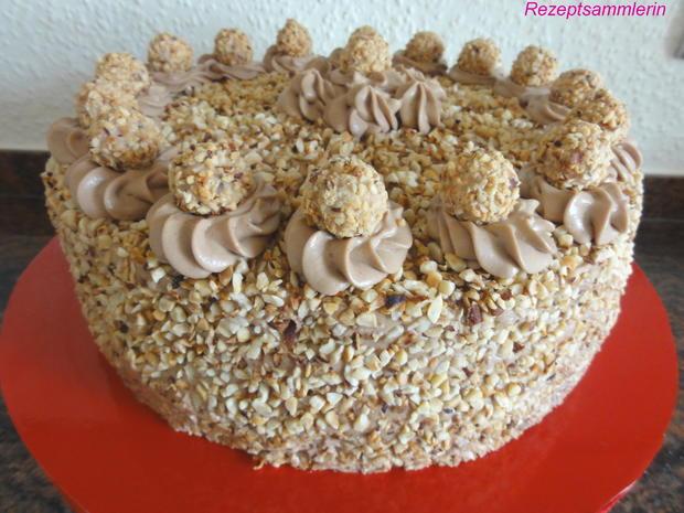 Biskuit Giotto Torte Rezept Mit Bild Kochbar De