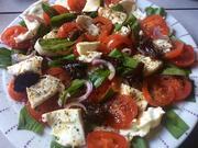Bärlauch-Tomaten-Mozzarella - Rezept - Bild Nr. 5615