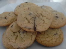 Chocolate chip cookies - Rezept - Bild Nr. 5627