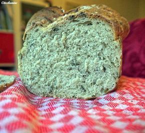 Dinkel-Bärlauch-Brot - Rezept - Bild Nr. 5615