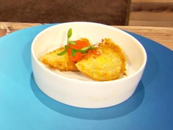 Rezept: Rissois (portugiesische Teigtaschen) gefüllt mit Blue Marlin (Milka Loff Fernandes)