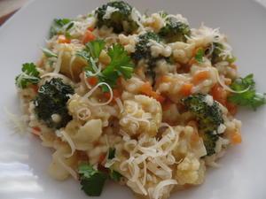 Gemüse-Risotto - Rezept - Bild Nr. 5616