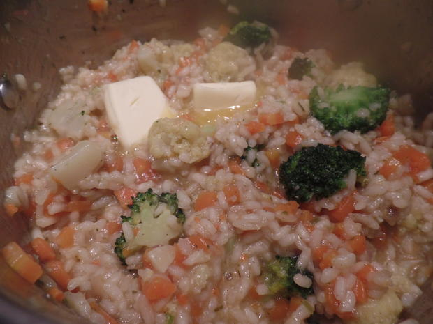 Gemüse-Risotto - Rezept - Bild Nr. 5623