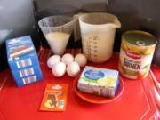 Schoko Kuchen mit Birnen - Rezept - Bild Nr. 2