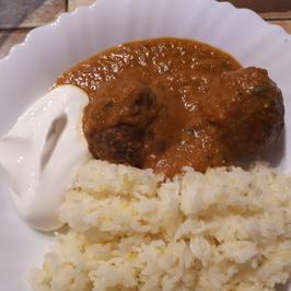 indisch: Malai Kofta - Kartoffel-Käse Bällchen in pikanter Soße - Rezept - Bild Nr. 5638