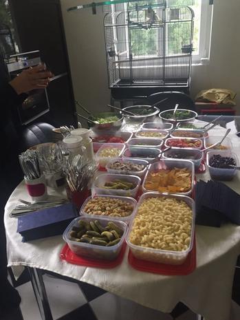 Partyessen Für 20 Personen Rezepte Rezepte Für Geburtstagsfeier Mit