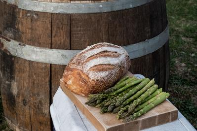 Spargel - Dinkel - Brot - Rezept - Bild Nr. 2