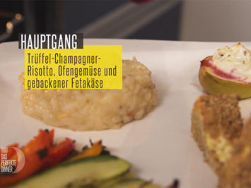 Gebackener Feta Käse mit Honigdressing - Rezept - Bild Nr. 2