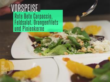 Rezept: Rote Beete Carpaccio